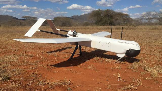 Martin UAV DA-50 Super Bat Anti-Poaching Success