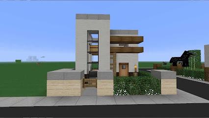 Santiago solari google for Casa moderna 6x6