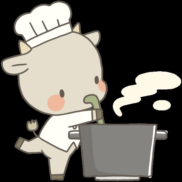 お料理のイラスト かわいいフリー素材が無料のイラストレイン