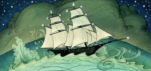 It's All in the Rigging: My Favorite Fantasy Boats