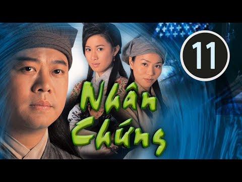 Nhân chứng 11/22(tiếng Việt) DV chính: Âu Dương Chấn Hoa, Xa Thi Mạn; TVB/2002