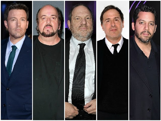 Hollywood's Accused Harassers, Molesters, Rapists -- The Rap Sheet, So Far