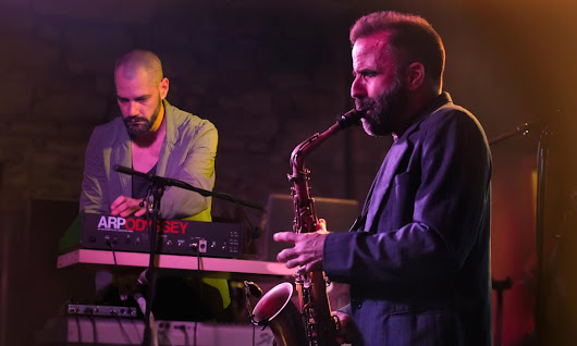 Vasil Hadžimanov/David Binney: Alive review – pulsing grooves and fiery sax | Music | The Guardian