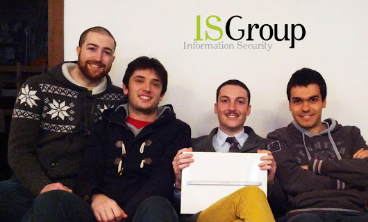 ISGroup on Twitter