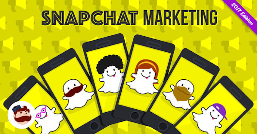 The Ultimate Guide to Snapchat Marketing | Social Media News
