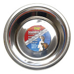 Hilo 56610 Stainless Steel Pet Dish, Small, 1 Quarts