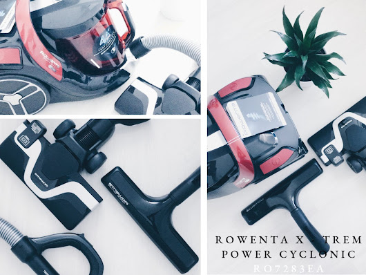 Must have:Aspiratorul Rowenta XTrem Power Cyclonic - Let's be Gorgeous