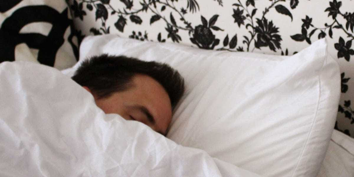 2. Start going to sleep and waking up at the same time every day