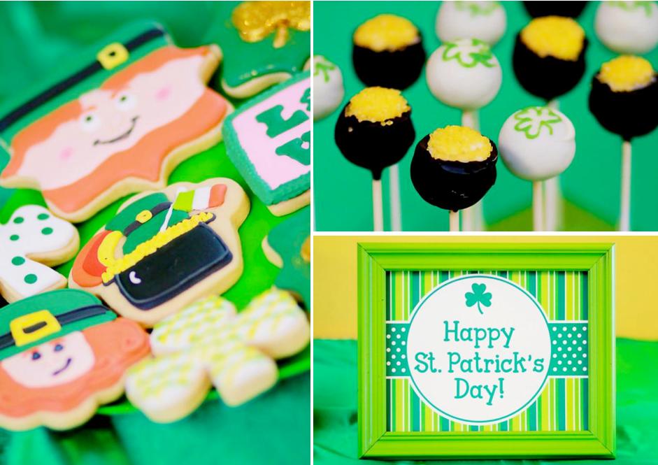 St Patricks Day Gender Reveal Ideas My Babys Heartbeat Bear
