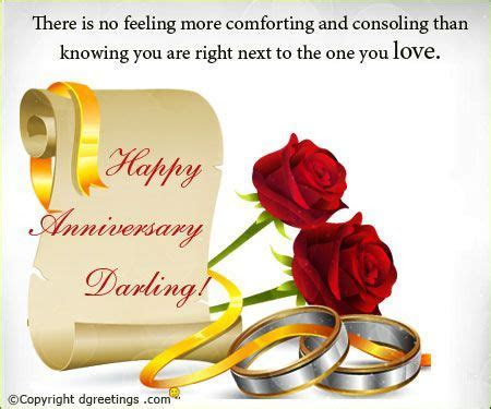 Say Happy Anniversary to your loved ones by sending this