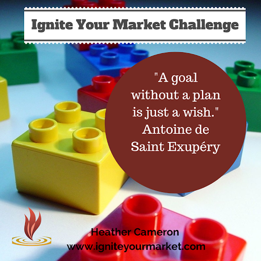 Ignite Your Market Challenge: Create Your Plan