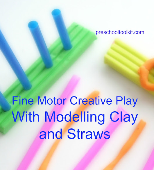How to Strengthen Fine Motor Skills with Modelling Clay
