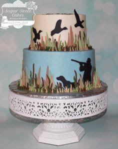 quail birthday cake   Hunting Sheet Cakes   Cakes