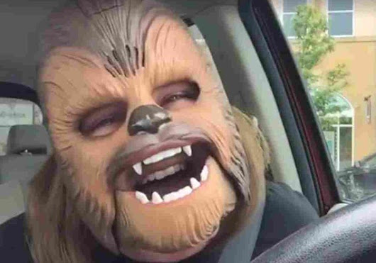 How a Chewbacca mask in the clearance bin turned into free advertising for Kohl's