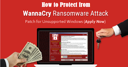 How to Protect from WannaCry Ransomware Virus - Tech Buzzes