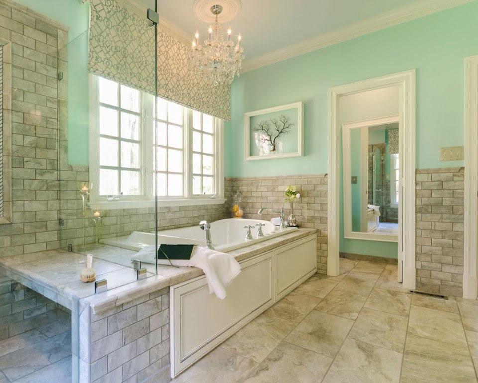 15 Beautiful Bathroom Color Ideas