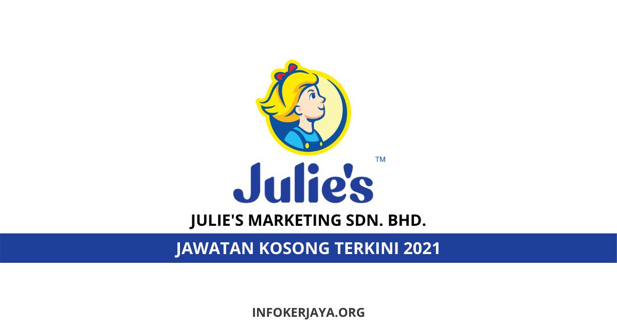 Jawatan Kosong Julie's Marketing Sdn. Bhd. • Jawatan ...