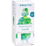 Emerita Feminine Cleansing and Moisturizing Wash - 4 fl oz