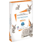 "HammerMill Fore Multi-Purpose Bond Paper, 8.5"" x 14"" (Legal), White - 500 sheets"