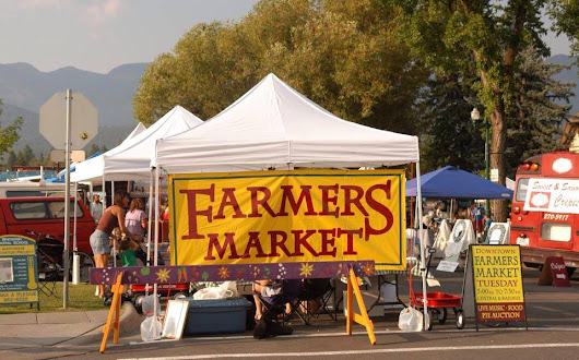 These 11 Incredible Farmers Markets In Montana Are A Must Visit