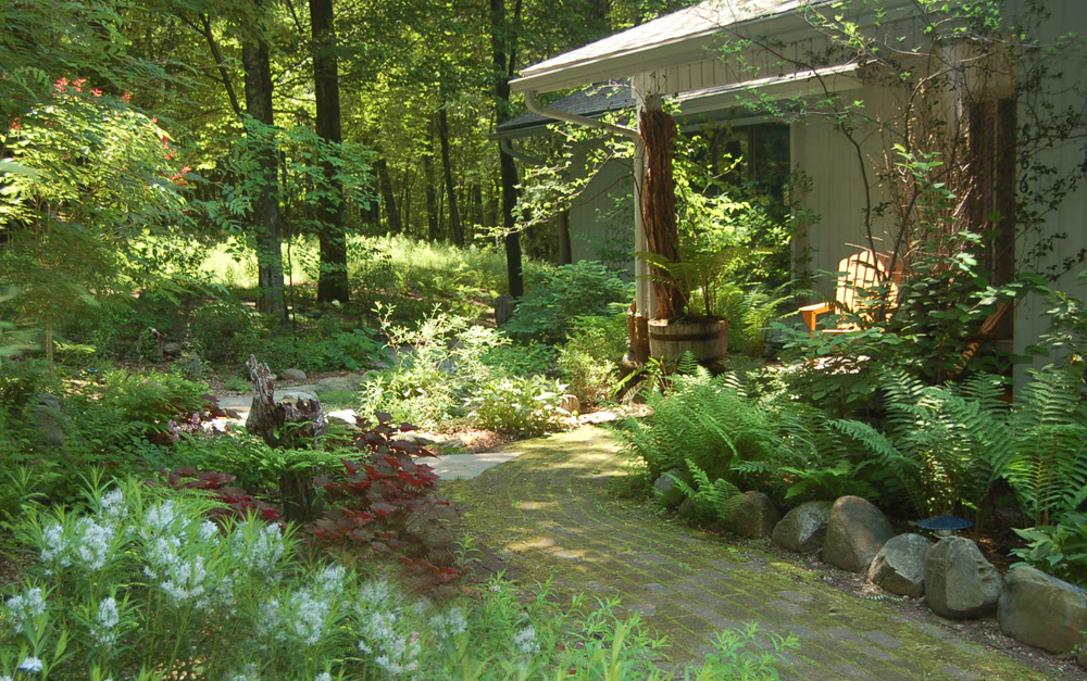 Ten Elements Of Natural Design Larry Weaner Landscape Associates