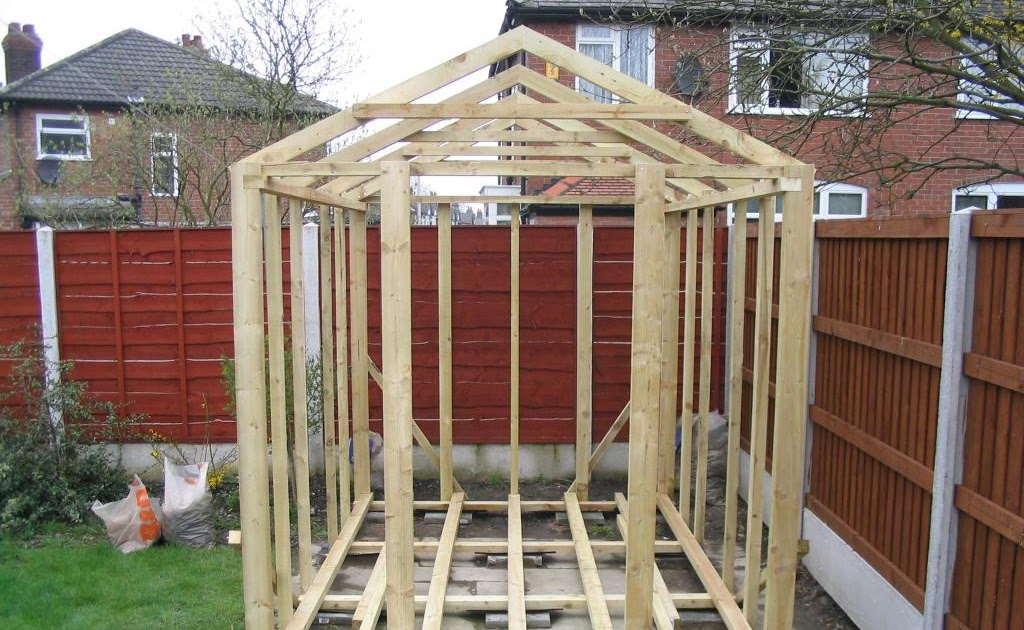 Summers How To Build A Loafing Shed