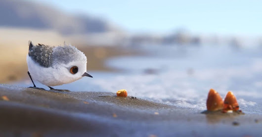 'Piper' is Pixar's New Short Film and It's Adorable