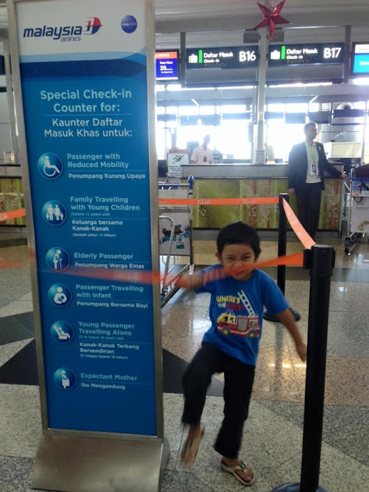 Toddlers and Flight Delays | Growing Raudhah