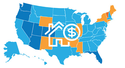 Home Prices Up 5.61% Across The Country! [INFOGRAPHIC]