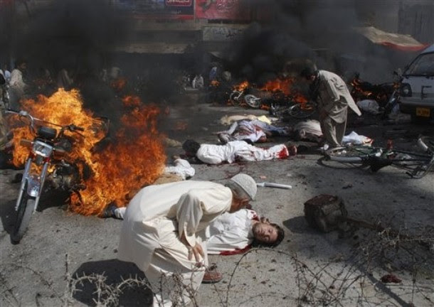 Hazara Shia Killing In Quetta Pakistan