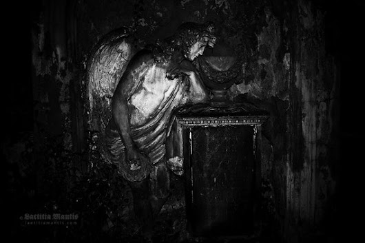 Silent Angel | Black & white photography | Limited edition