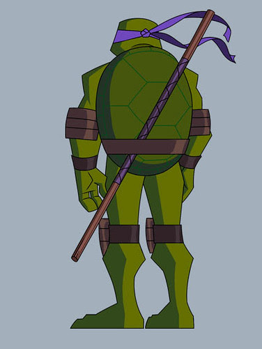 TMNT : Back to the Sewer - Donatello ii [[ Courtesy 4kids TMNT Blog ]]