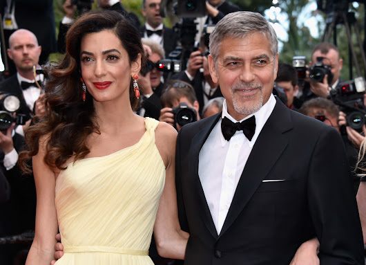 Amal Clooney isn't ~too impressed~ with George's cooking, but that doesn't stop them from having a perfect relationship