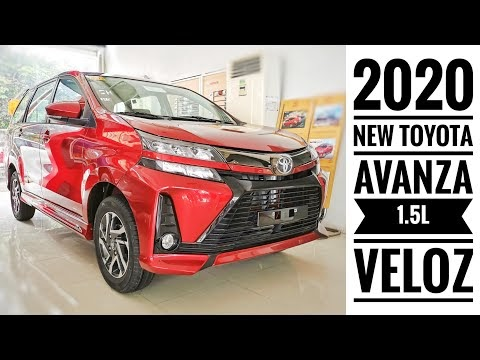 VIDEO: New TOYOTA AVANZA 1.5 Veloz - Red      Walk Around & Review Video by Marvin Masongsong