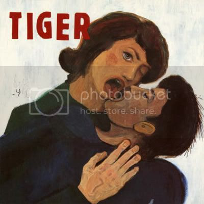 Tiger - On The Rose