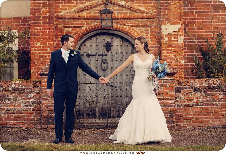 Kersey Suffolk Wedding Photos Bride and Groom - Hadleigh Wedding Photography Suffolk- Hello Romance
