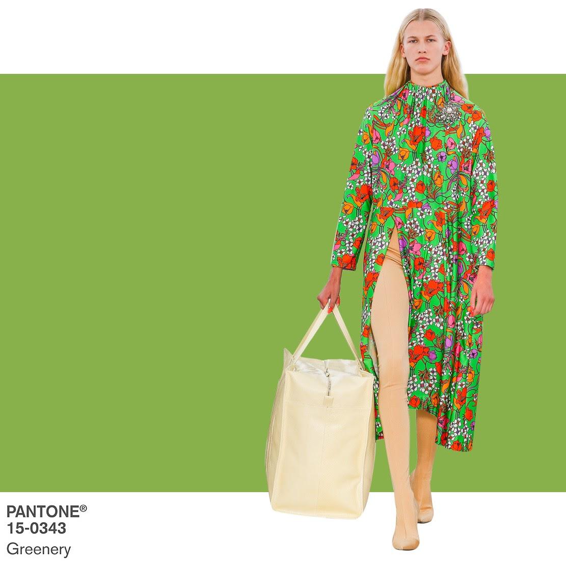 Pantone Greenery (Foto: Reprodução)