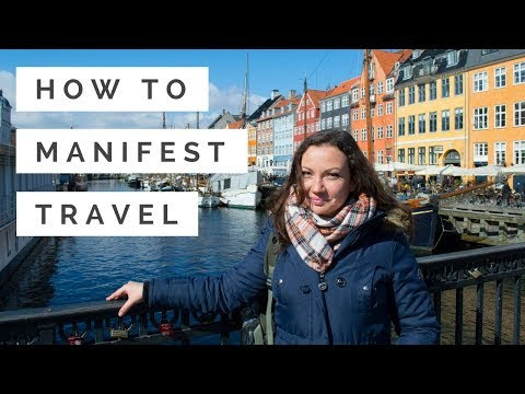 Law of Attraction: How I Manifest Travel - Vlogmas Day 2
