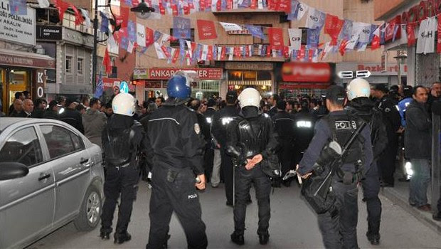 Προς πλήρη εκτροπή οι σχέσεις Τουρκίας και Κούρδων…