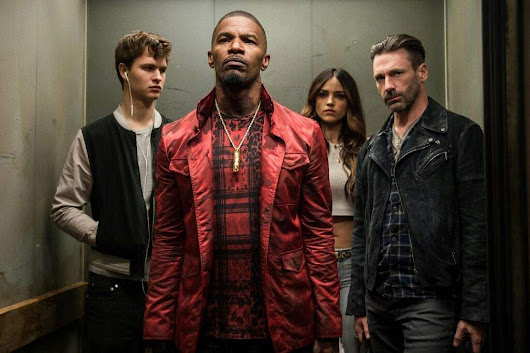 BABY DRIVER MOVIE COMPLETE COLLATION