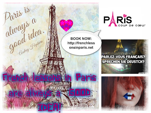 Short tourist trips to Paris: is it worth having French lessons?