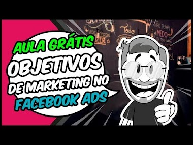 Objetivos de Marketing no Facebook ADS