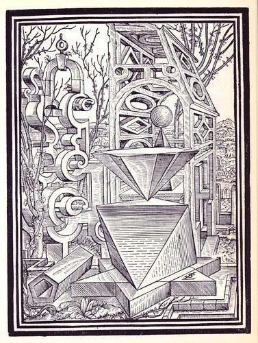 Geometria et Perspectiva - Lorenz Stöer, 1567 b