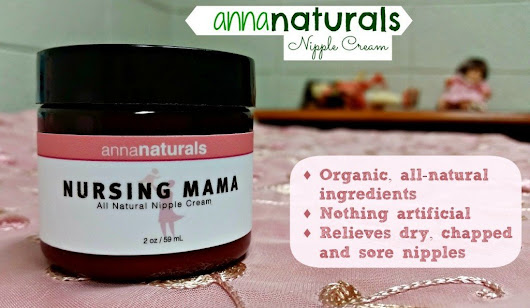 Natural beauty products for mamas – indulge your senses with Anna Naturals | The Mommy Bunch