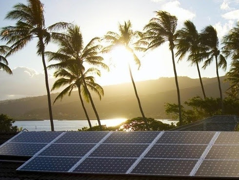 Hawaii Aims For 100% Renewable Energy by 2045