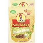 Sun Maid Organic Raisins 2 Count Of 64 Oz Bag Each 128 Oz