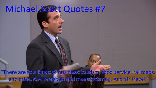 FUNNY QUOTES FROM THE OFFICE image quotes at relatably.com