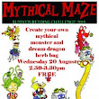 Mythical Maze - Friends of Carnegie Library