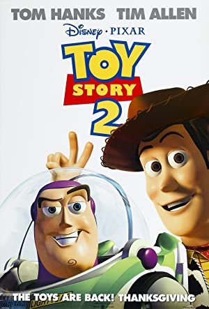 Download Toy Story 2 Movie Dual Audio (Hindi-English) 720p & 480p & 1080p.