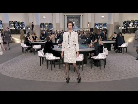 Fall-Winter 2015/16 Haute Couture CHANEL Show